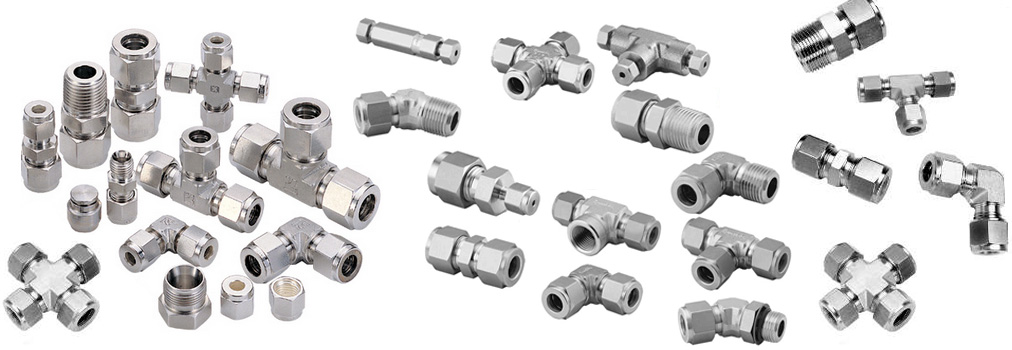 Stainless Compression Tube Fittings
