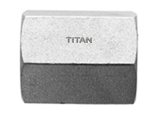 Female BSP to Female BSP Adapter-SS-9043| Titan Fittings | Fittings