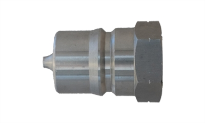 SS-ISOBN Male NPT ISO B Quick Connect Coupler | Titan Fittings